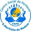 Centro Social da Paroquia S.Martinho de Medelo Logo